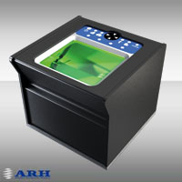 AFS510 is a professional, compact 10 fingerprint scanning device